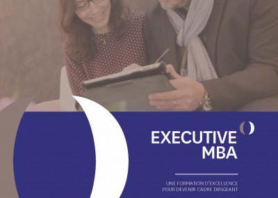 NEOMA Business School Executive MBA brochure